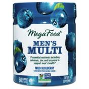 MegaFood Men's Multi Gummies