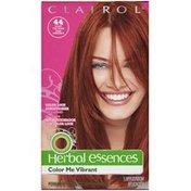 Herbal Essences Color Me Vibrant Permanent Hair Color 044 Paint the Town 1 Kit Female Hair Color