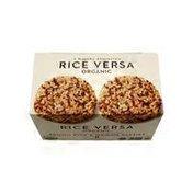 Rice Versa Brown Rice & Quinoa Patties