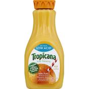 Tropicana No Pulp Low Acid Orange Juice