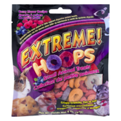 Extreme! Hoops Small Animal Treats Berry