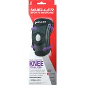 Mueller Knee Stabilizer, Self-Adjusting, Maximum