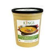 Kings Butternut Squash & Apple Soup