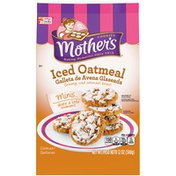 Mother's Cookies Iced Oatmeal