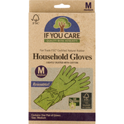If You Care Household Gloves, Medium
