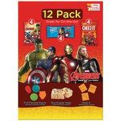 Kellogg's Marvel Avengers Age of Ultron Variety Pack Snacks
