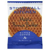 Stonewall Kitchen Waffle Cookie, Maple Brown Butter