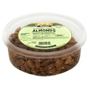 Setton Farms Almonds, Roasted-Salted