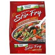 Green Giant Stir-Fry, Szechuan