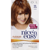 Nice 'n Easy Permanent Color, Natural Reddish Blonde 108