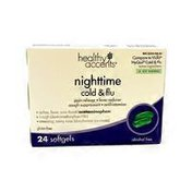 Healthy Accents Nighttime Cold & Flu