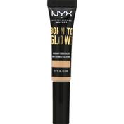 NYX Professional Makeup Radiant Concealer, Soft Beige BTGC7.5