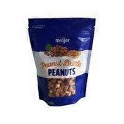 Meijer Peanut Brittle PEANUTS