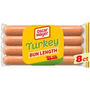Oscar Mayer Classic Bun Length Turkey Franks