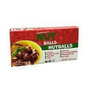 Nutburgers Carla Lee's Nut Balls