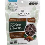 Navitas Organics Power Snacks, Organic, Coffee Cacao