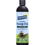 Carrington Farms Hemp Oil, Organic, Cold Pressed
