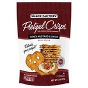 Pretzel Crisps® Honey Mustard and Onion Pretzel Crisps