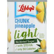 Libby's Chunk Pineapple, Light