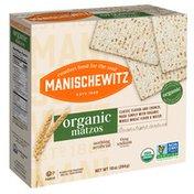 Manischewitz Matzos, Organic