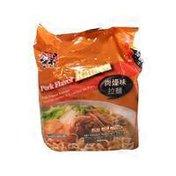 Wu Mu 5 S Pork Flavor Ramen
