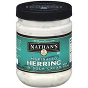 Nathan's Marinated In Sour Cream Herring