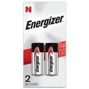 Energizer N Batteries, 1.5V Alkaline Batteries