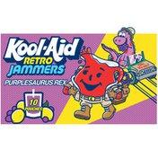 Kool-Aid Jammers Purplesaurus Rex Grape Lemonade Artificially Flavored Soft Drink