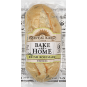 Essential Baking Co. Bread, Artisan, Bake at Home, Fresh Rosemary