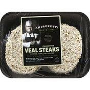 Chiappetti Meat Veal Steaks, Italian Style