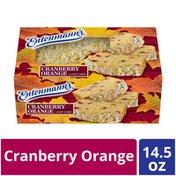 Entenmann's Cranberry Orange Loaf Cake