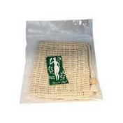 Touch Me Natural Sisal Soap Saver Bag Sack Pouch Holder