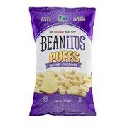 Beanitos Puffs White Cheddar