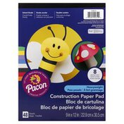 Pacon Paper Pad, Construction