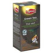 Lipton Green Tea, Bags