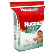 Huggies Baby Wipes, Fragrance Free, Mega