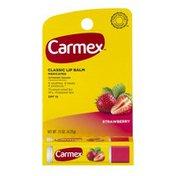 Carmex Lip Balm Medicated Strawberry SPF 15