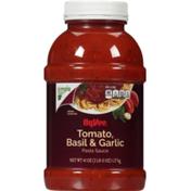 Hy-Vee Tomato, Basil & Garlic Pasta Sauce