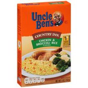 Uncle Ben's Country Inn Chicken & Broccoli Rice