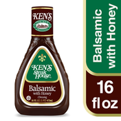 Ken's Steak House Dressing, Balsamic with Honey