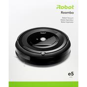 iRobot Robot Vacuum, e5