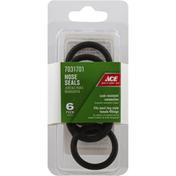 Ace Hose Seals, 6 Pack