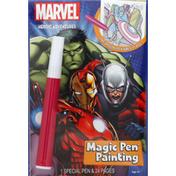 Marvel Magic Pen Painting, Heroic Adventures