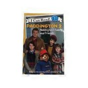 HarperCollins I Can Read Level 1 Paddington 2 Paddington's Family and Friends  Paperback