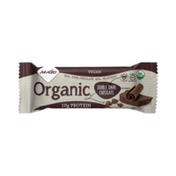 NuGo Organic Double Dark Chocolate, Vegan, Gluten Free, Protein Bar