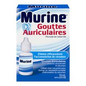 Murine (CN) Murine Gouttes Auriculaires, Murine Replacement Ear Drops