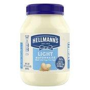 Hellmann's Light Mayonnaise Light Mayo