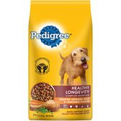 Pedigree Food for Dogs, Healthy Longevity
