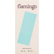 Flamingo Body Wax Kit