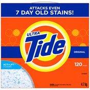 Tide Ultra Powder Original Scent Laundry Detergent